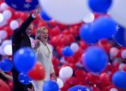 Hillary Clinton aux côtés de son colistier Tim... (PHOTO TIMOTHY A. CLARY. AFP) - image 1.0