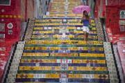 Histoire de nous mettre dans l'ambiance des Jeux de... (The Associated Press) - image 5.0
