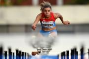 La Russe Ekaterina Galitskaya participe aux 100 m... (photo Kirill KUDRYAVTSEV, AFP) - image 3.0
