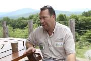 Jeremy Fontana, propriétaire du Diable vert.... (Janick Marois, La Voix de l'Est) - image 1.0
