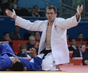 Le judoka a remporté une médaille de bronze... (Archives La Presse, Bernard Brault) - image 2.0