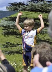 Alexandre Tremblay, qui arbore ici le maillot des... (Photo Le Progrès-Dimanche, Rocket Lavoie) - image 1.0