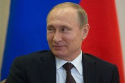 Vladimir Poutine... (AFP) - image 2.0