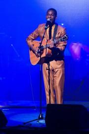 Leon Bridges à New York le 13 juin... (Charles Sykes/Invision/AP) - image 2.0