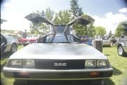 Une DeLorean, le modèle de voiture utilisé pour... (Catherine Trudeau, La Voix de l'Est) - image 1.0