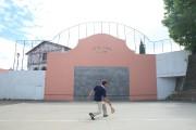 Le fronton Gaztelu Zahar est ouvert à tous.... (PHOTO SYLVAIN SARRAZIN, LA PRESSE) - image 4.0