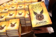 Le texte de la pièce Harry Potter and the... (photo Neil Hall, reuters) - image 1.0