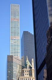 Cette tour effilée est le plus haut bâtiment... (Photo Vincent Fortier, collaboration spéciale) - image 3.0