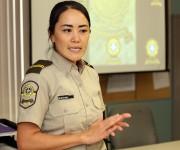 Retour des cadets policiers de la Sûreté du... (La Voix de l'Est) - image 1.0