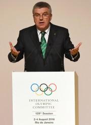 Thomas Bach... (AFP) - image 2.0