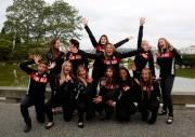L'équipe canadienne de rugby féminin à 7... (Photo Chad Hipolito, PC) - image 5.0