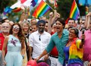 Il y a quelques jours, Justin Trudeau a... (PhotoBen Nelms, archives Reuters) - image 1.0