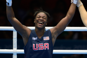 Claressa Shields... (Photo Bernard Brault, archives La Presse) - image 9.0