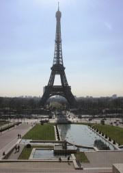 La tour Eiffel, incontournable, ne peut qu'émerveiller lors... (La Tribune, Jonathan Custeau) - image 1.0