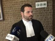 Me Marc-André Champagne de l'aide juridique... (La Tribune, René-Charles Quirion) - image 1.1