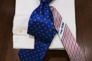 La cravate «Dump Trump» créée par Andre Vassi... (La Presse Canadienne, Nathan Denette) - image 2.0