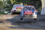 Les voitures de rallycross et leurs talentueux pilotes sont... (Olivier Croteau) - image 6.0