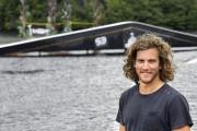 Raphael Derome, un Québécois qui fait partie des... (Photo Le Progrès-Dimanche, Rocket Lavoie) - image 1.0