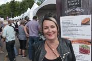 La directrice générale de la Fête des saveurs... (Photo Le Quotidien, Michel Tremblay) - image 1.0