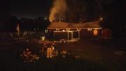 Grâce à l'intervention rapide des pompiers, le feu... (Albert Brunelle) - image 1.0