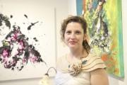 «Je commence toujours avec une envie de texture... (Julie Catudal, La Voix de l'Est) - image 2.0