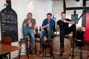 Les vignerons Thierry Puzelat, Philippe Tessier et Jérémy... (PHOTO TIRÉE DE FACEBOOK) - image 4.0