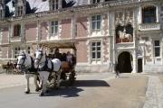 L'entreprise Les attelages du château offre plusieurs balades... (PHOTO FOURNIE PAR LE CHÂTEAU ROYAL DE BLOIS) - image 5.0