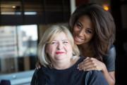 Jennifer Abel et sa mère Sylvie Danis... - image 2.0