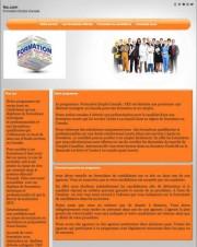 Le site internet Formation Emploi Canada prétend pouvoir... (Image tirée du site internetFormation Emploi Canada) - image 2.0
