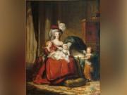 Marie-Antoinette et ses enfants, 1787, d'Élisabeth Louise Vigée... (Photo fournie par le Musée des beaux-arts du Canada) - image 2.0