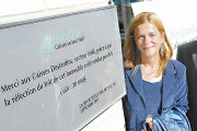 Lise Paradis, à l'époque où elle dirigeait la... (Archives LeDroit) - image 1.0