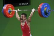 Le médaillé d'argentOm Yun-chola présenté ses excuses au... (AFP, Goh Chai Hin) - image 5.0