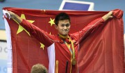 Sun Yang... (Photo Martin Meissner, Associated Press) - image 1.0