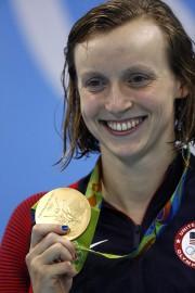 Katie Ledecky... (AFP) - image 2.0