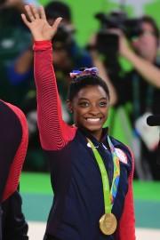 Simone Biles... (AFP) - image 3.0