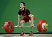 Le Chinois Shi Zhiyong a remporté une médaille... (AP, Mike Groll) - image 10.0