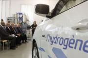La première voiture à l'hydrogène de Hyundai est... (Stéphane Lessard, Le Nouvelliste) - image 1.0
