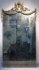 Un miroir produit pour la verrerie Walker de... (Fournies par Martin De Blois) - image 4.0