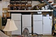 Les électroménagers usagers font partie des gros vendeurs... (Le Soleil, Pascal Ratthé) - image 5.0