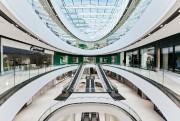 L'atrium de la nouvelle partie du Centre Rideau.... (Courtoisie) - image 2.0
