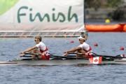 Lindsay Jennerich et Patricia Obee du Canada en... (AP, Luca Bruno) - image 5.0