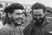 Ernesto Che Guevara et Fidel Castro en 1960.... (AFP) - image 5.0