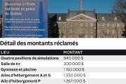 La Société québécoise des infrastructures et l'École nationale... - image 1.0