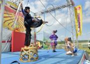 Depuis 10 ans, le Fabuleux Cirque Jean Coutu... (Spectre Média, Maxime Picard) - image 2.0