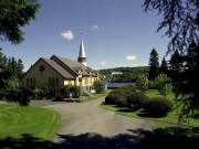 Vue de la chapelle de Lac-Etchemin, où seront... (André Turmel) - image 2.0