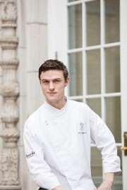 Le chef Louis Pacquelin... (Fournie par le restaurant Le Panache.) - image 7.0