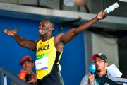 Usain Bolt... (PHOTO MARTIN MEISSNER, AP) - image 1.0
