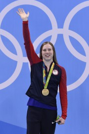 Lilly King... (PHOTO GABRIEL BOUYS, AFP) - image 2.1