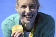 Kimberley Brennan... (AFP, Damien Meyer) - image 4.0