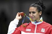 Inès Boubakri... (AFP, Kiril Kudryavtsev) - image 9.0